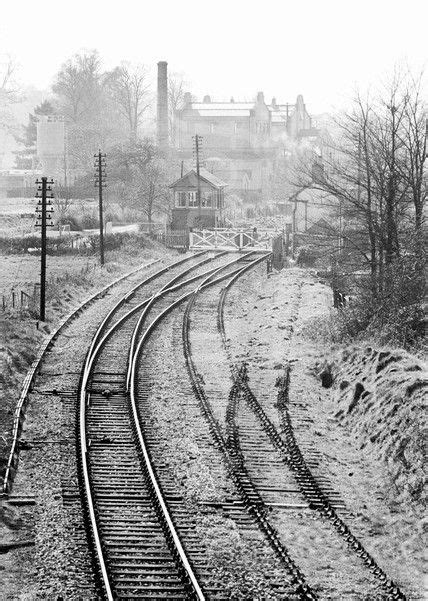 Somerset & Dorset Railway, UK 1968 in 2019 | Old trains