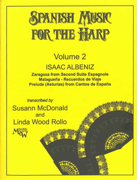 the bible in spain vol 2 of 2 or the journeys adventures and imprisonments of an englishman in an attempt to circulate the scriptures in the peninsula classic reprint books harp sheet for the harp vol 2 by