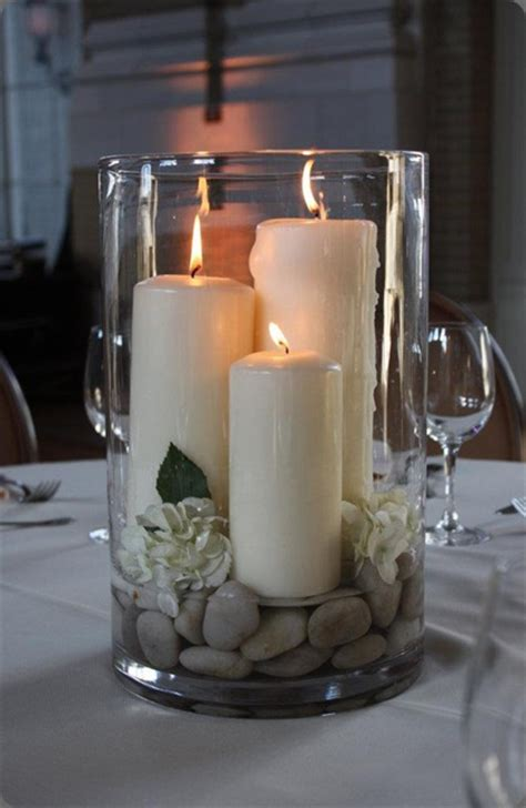 wedding centerpieces with candles and sand 18 gorgeous vase filler ideas