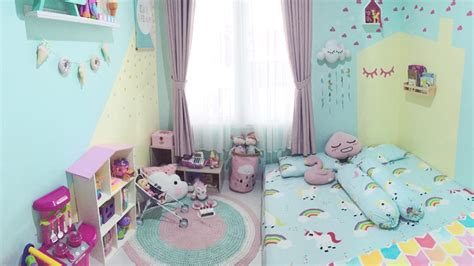 Ranjang Lesehan 45 dekorasi kamar anak perempuan minimalis lagi ngetrend