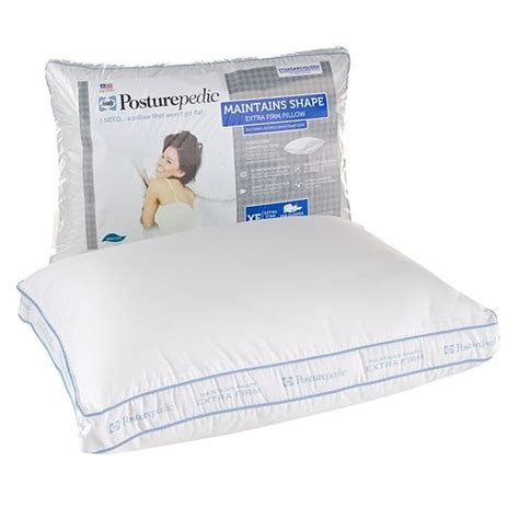 Sealy Posturepedic Pillows by Sealy Posturepedic Maintains Shape Pillow S Day