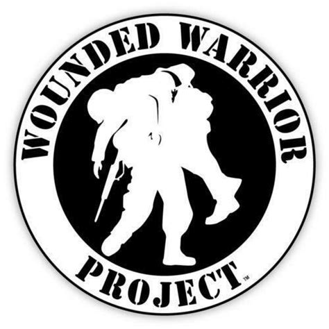 Wounded Warrior Project Sticker
