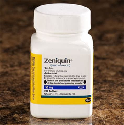 zeniquin for dogs zeniquin tablets brand
