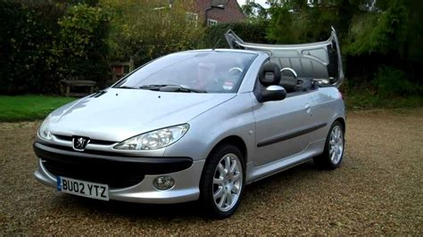 peugeot  coupe dr hard top convertible  sale