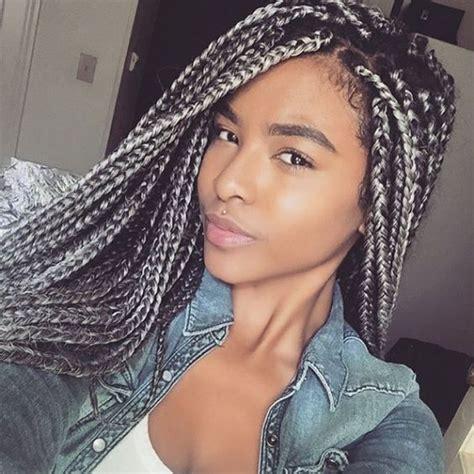30 weave color box braids box braids hair crochet 18 22 crochet hair extensions