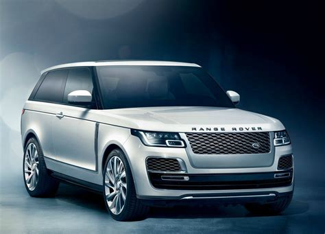 expensive range rover range rover sv coupe an expensive two door suv for the