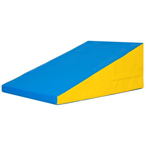 Incline Mats by Non Fold Incline 23 Quot X 37 Quot X 14 Quot Gymnastics Skill Shape