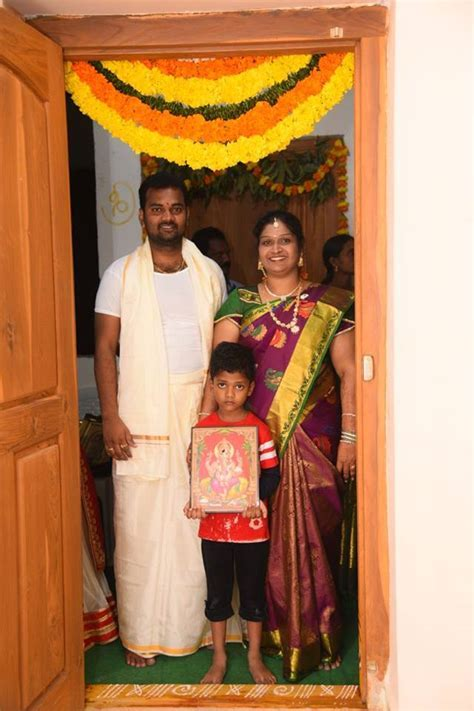 Auto Ram Prasad House Warming Ceremony Photos   Lovely Telugu