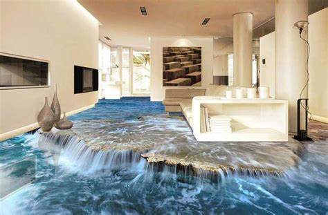 3d bathroom floors best catalog of 3d floor art and 3d flooring murals