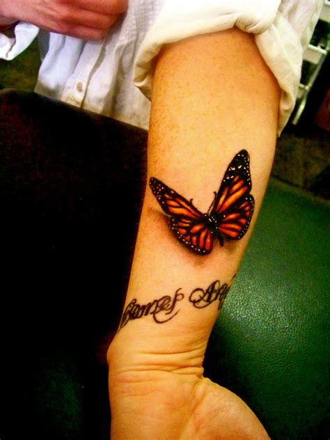 tattoos 3d 3d gun image 3d butterfly tattoos