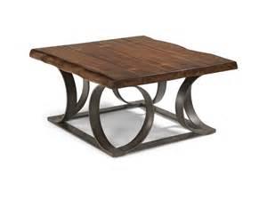 flexsteel square coffee table 6729 032