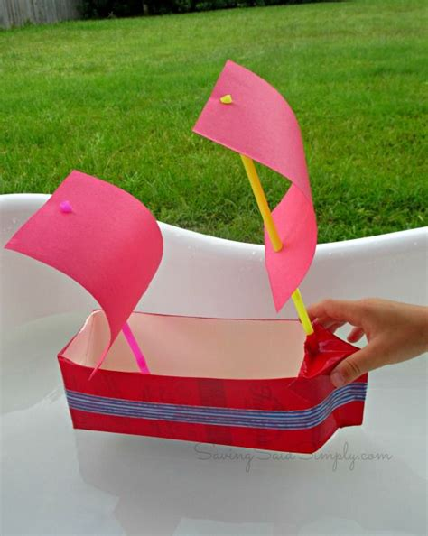 how to make a boat for school project best 25 boat craft kids ideas on pinterest boat crafts
