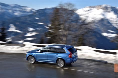 volvo cars volvo cars announces range of updates for model year 2017