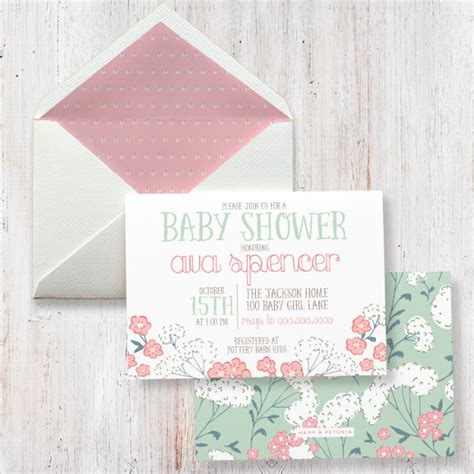printable invitations with envelopes of invitation envelopes on design free printable baby
