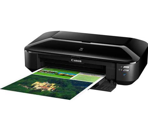 Printer A3 Wifi canon pixma ix6850 wireless a3 inkjet printer deals pc world