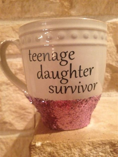 mother gifts teenage daughter survivor popular coffee mug funny