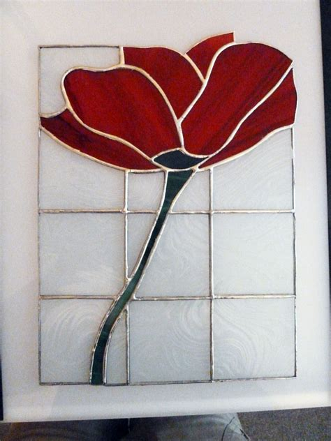 glass design flower evolution simple flower stained glass window www pixshark com