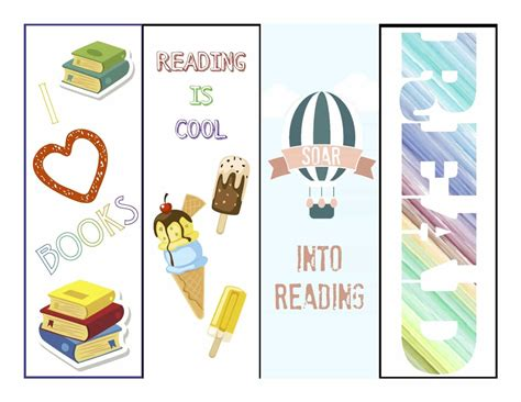 printable summer reading bookmarks summer reading bookmarks cranial hiccups