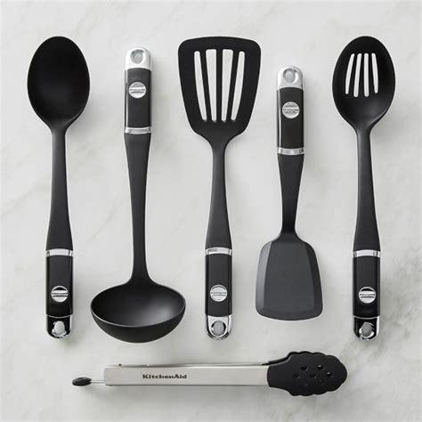 Kitchenaid Kitchen Utensils by Kitchenaid Professional Nonstick Utensils Set Williams