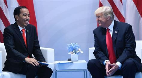 donald trump indonesia herald interview indonesia hub and spoke anchor of