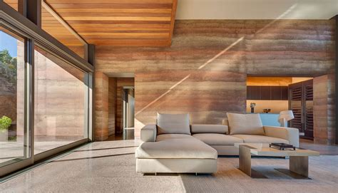Passive Solar Home Designs Floor Plans by Rammed Earth Construction Is Cool Again And Page