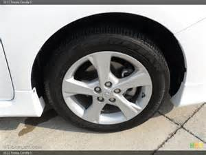 Toyota Corolla 2012 Tires 2011 Toyota Corolla S Wheel And Tire Photo 66167030