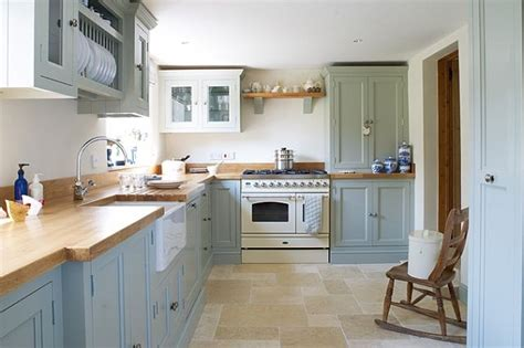 gray blue kitchen moulded shaker pf blue grey oak worktop kitchen