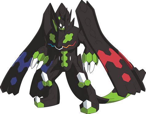 nuevas imagenes de pokemon xy las nuevas formas de zygarde son desveladas oficialmente