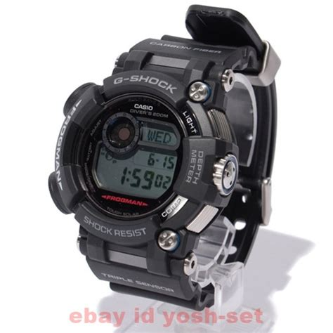 Casio G Shock Premium Quality Japan 2 2016 new casio g shock gwf d1000 1jf frogman from japan ebay