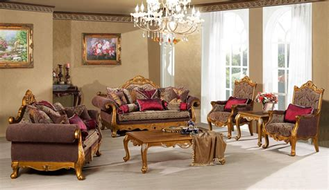 luxury living room sets