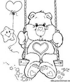 osos cari 241 osos dibujos para colorear