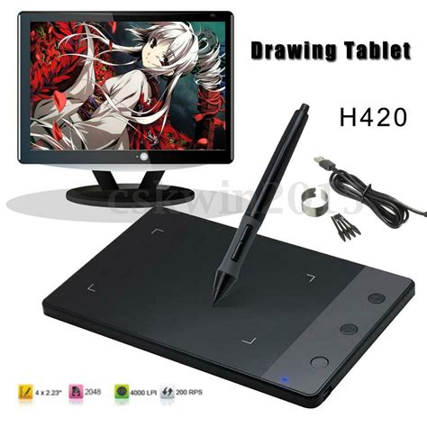 Usb Drawing Pad For Photoshop usb design photoshop graphic drawing tablet pad