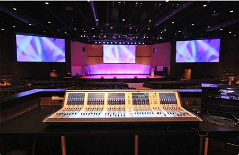 advanced lighting and sound advanced lighting sound projects mount zion tabernacle