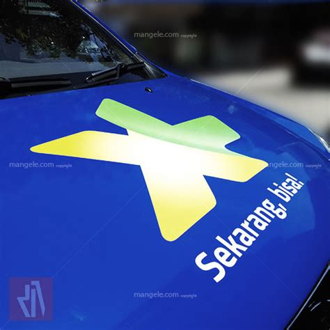 xl sekarang bisa car branding bandung 081227722792