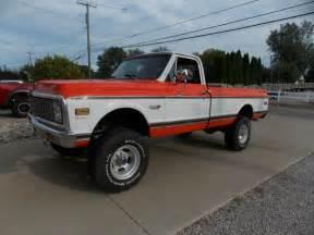 Toyota 3 4 Ton Truck 1972 Chevloet K20 Cheyenne 3 4 Ton 4x4 For Sale