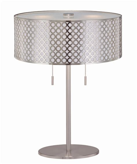 Chandelier Table Ls by Lite Source Ls 21519ps Netto Table L