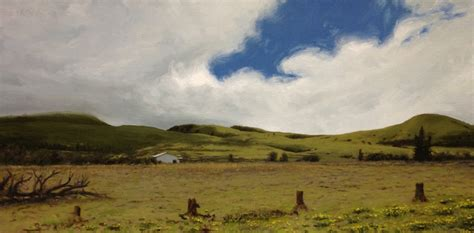 Landscape Pictures To Draw And Paint Draw Mix Paint Learn To Paint Realism In
