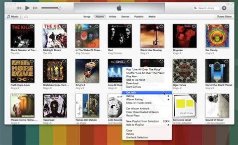 ordinare libreria itunes itunes match play o cloud player