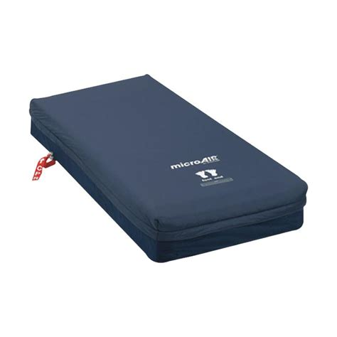 Supportive Mattress by Invacare Microair True Low Air Loss Therapeutic Support
