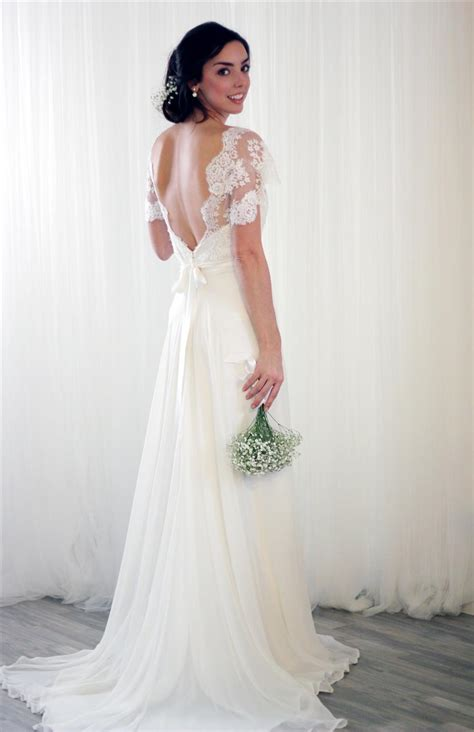 Vintage Chic Wedding Dresses by Vintage Wedding Dresses From Chic