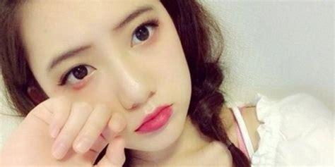 Make Up Di Korea make up seperti orang sakit lagi happening di jepang