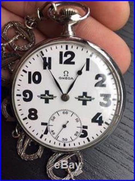 german u boat watch ww2 german kriegsmarine u boat omega pocket watch 10