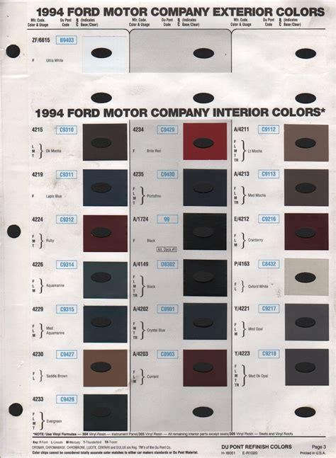 automotive paint code cross reference autos post
