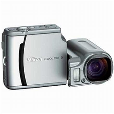 10x optical zoom swivel camera from nikon