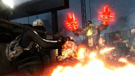 killing floor 2 bulls eye content pack out killing floor incursion vr announced vg247