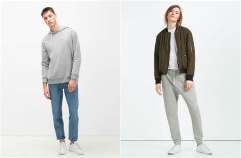 zara debuts genderless clothing vogue zara s new ungendered line is clothing for the all mic