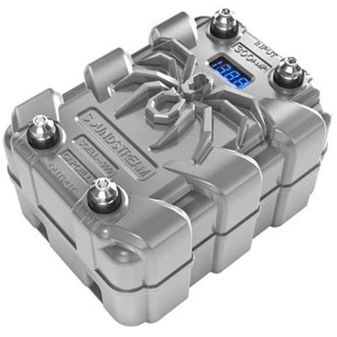 capacitor battery combination scell300 soundstream 300 battery capacitor cell combination