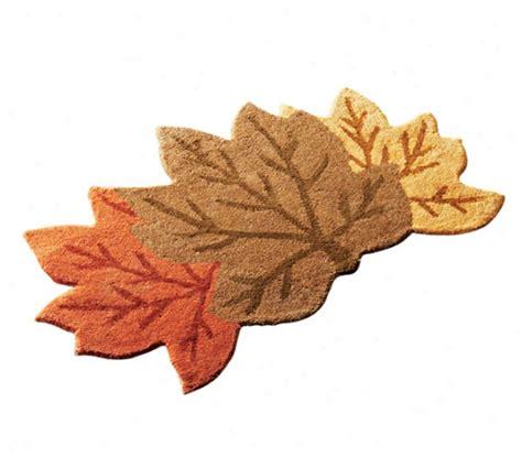 Leaf Shaped Rug by Leaf Shaped Rug Rugs Ideas