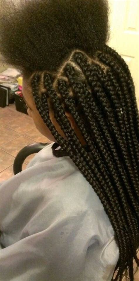 images of medium size individual african american braids medium box braids 45 braids by keke pinterest