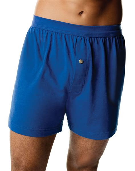 hanes knit boxers mkcst hanes comfortsoft knit boxer